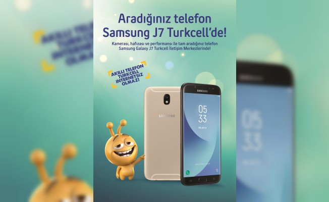 Samsung Galaxy'nin gözde telefonu J7 Pro