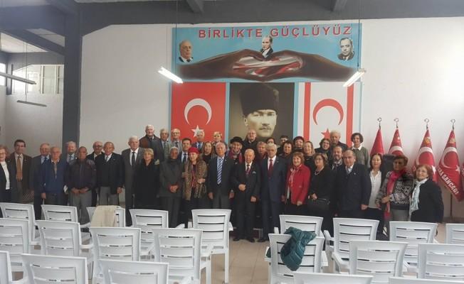 TMT Derneği'ne Türkiye'den konuk