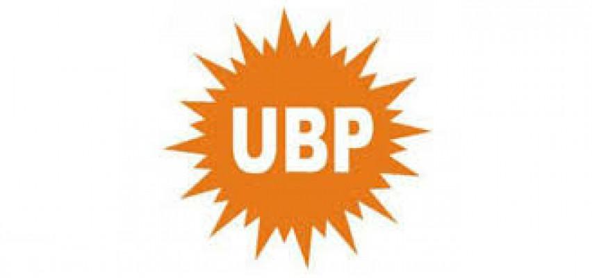 UBP'de kontenjan adaylarının sıraları belirlendi