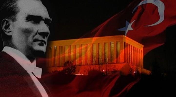 Ulu Önder Atatürk'ün 79. ölüm yıldönümü...