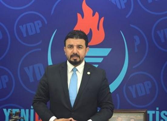 """""""YDP'yi bütün Türkiye destekliyor..."""""""