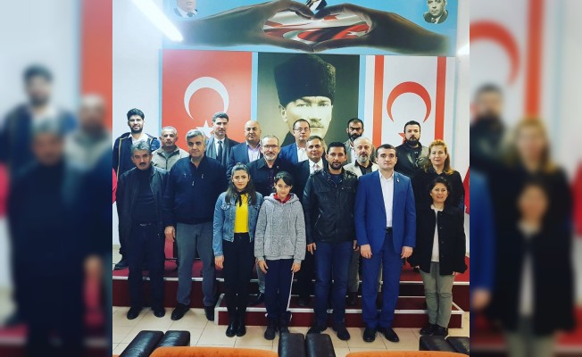 Ahmet İşcan başkanlığa getirildi