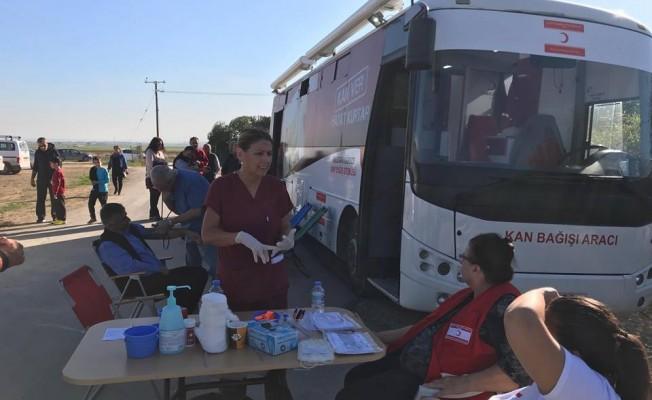 Alevi Kültür Merkezi ile Kızılay Derneği'nden kan bağışı kampanyası