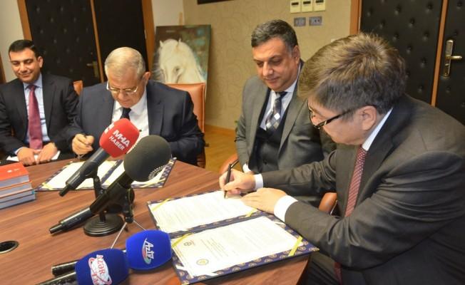 DAÜ ile Türksoy arasında iş birliği protokolü