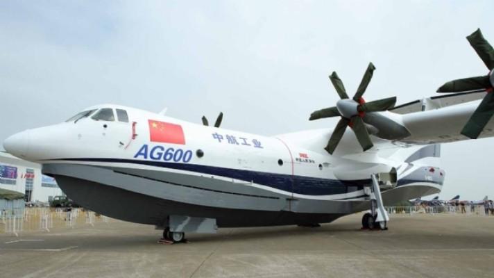 Dünyanın en büyük amfibik uçağı