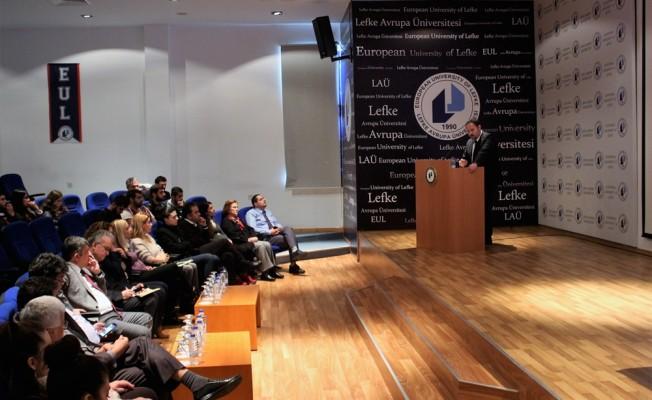 """""""Eğitim Sistemleri ve Yükseköğrenim"""" konferansı"""