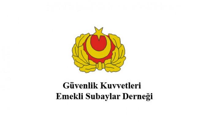 GKK Emekli Subaylar Derneği mesaj yayımladı