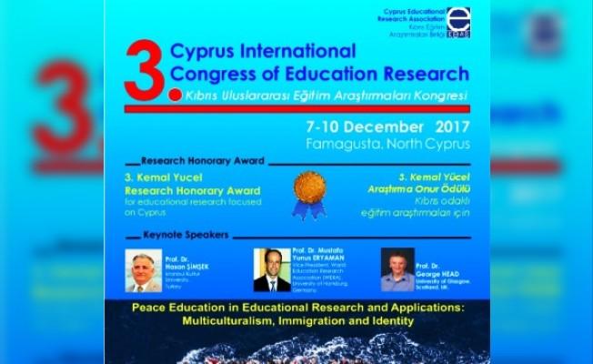 Kıbrıs Uluslararası Eğitim Araştırmaları Kongresi