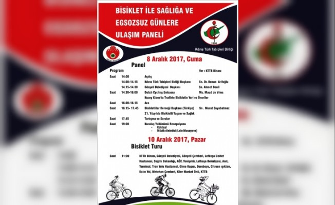 KTTB yıldönümü dolayısıyla bisiklet turu düzenliyor