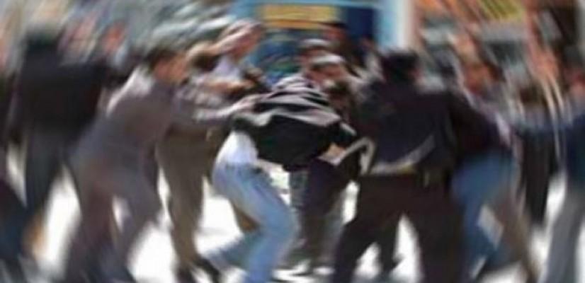 Gemikonağı'nda iki grup arasında kavga çıktı
