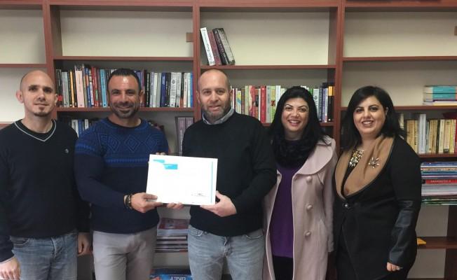GÜKAD'dan SOS Çocuk Köyü'ne bağış...