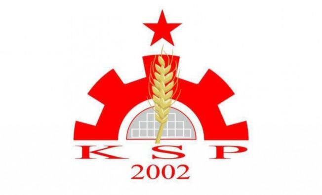 KSP, Barış ve Demokrasi mitingini selamladı