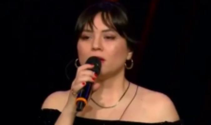 Lütfiye Özipek O Ses Türkiye'de bir üst turda