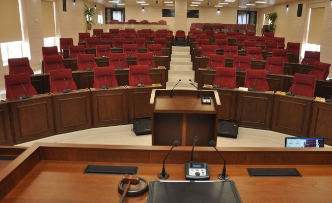 Meclis'te yeni dönem...