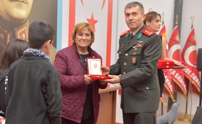 Milli Mücadele Madalyaları törenle verildi