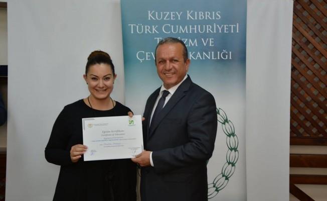 Turizm ve Çevre Bakanlığı'nın başarısı....