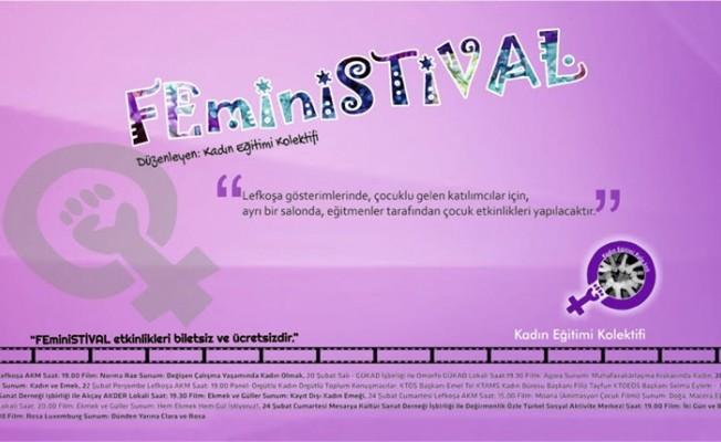 3. Feministival bu akşam başlıyor