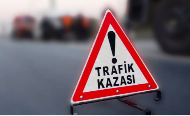 Aslanköy'de ölümlü kaza...