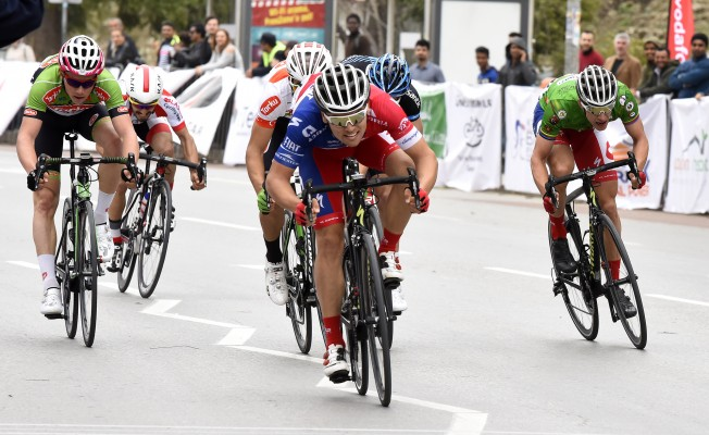 Bisiklet turu tamamlandı...