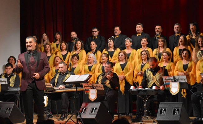 Çağdaş Müzik Derneği Bakü'de konser verdi