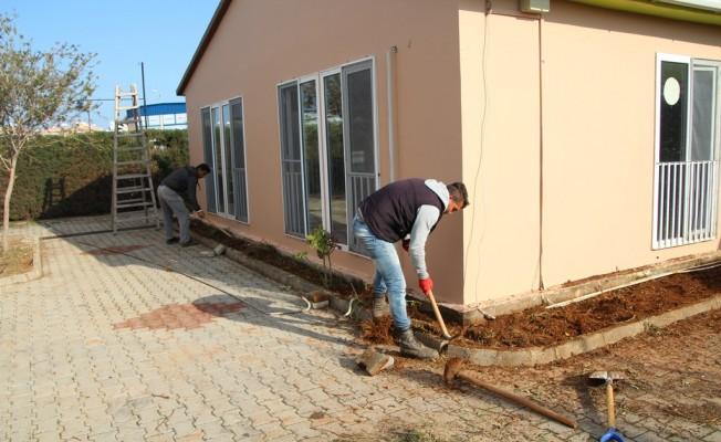 G.Mağusa Belediye kreşi yeni binasına taşınıyor