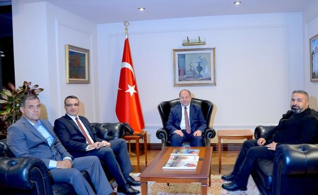 Kıb-Tes heyetinin Türkiye ziyaretleri sürüyor