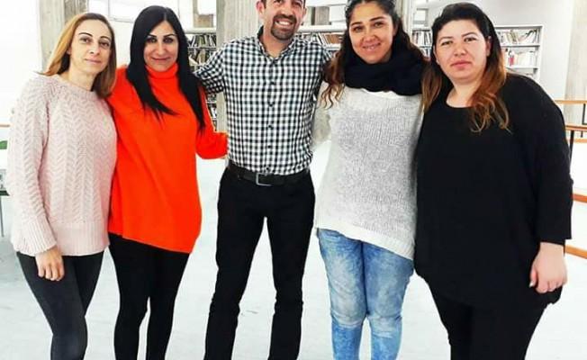 Kıbrıs Türk Kütüphaneciler Derneği Başkanlığa Osman Soykan seçildi.