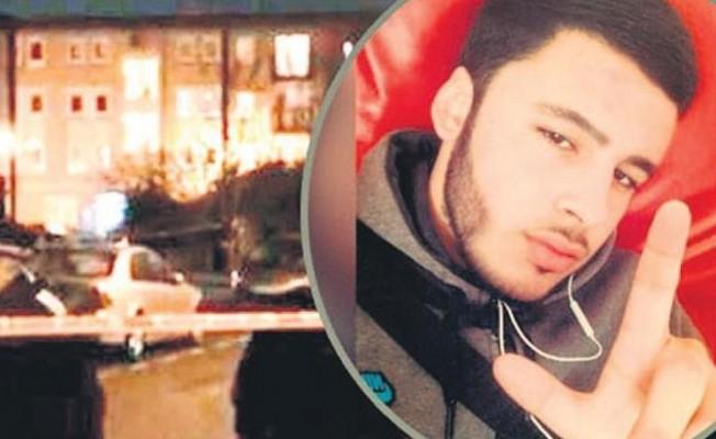 Londra'da Türk genci öldürdüler