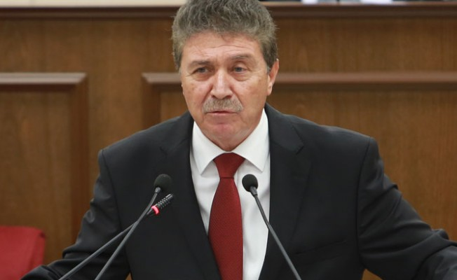Meclis'te İdare Amiri ve Divan Katipleri de seçildi