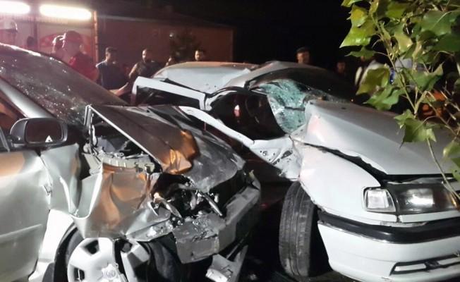 Son 1 haftada 63 trafik kazası