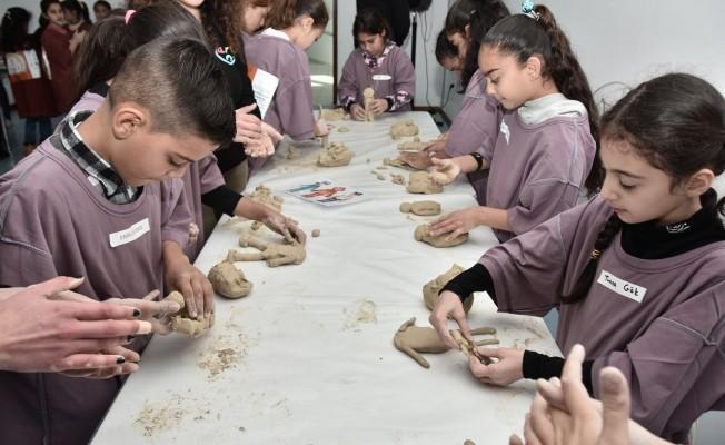 Surlariçi'ndeki çocuklara Şubat tatili kampı