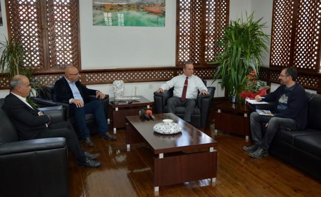 Turizm ve Çevre Bakanlığı'nda Cittaslow toplantısı