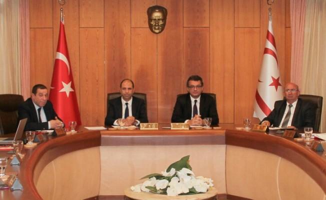 Yeni hükümet ilk Bakanlar Kurulu toplantısını yaptı