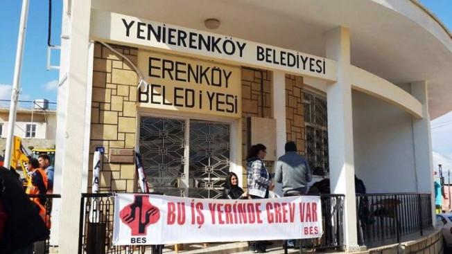 Yenierenköy Belediyesi'nden toplu istifa!