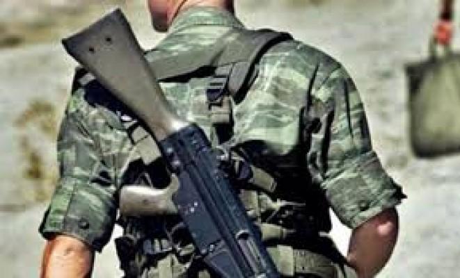 1001 RMMO askeri silah bıraktı