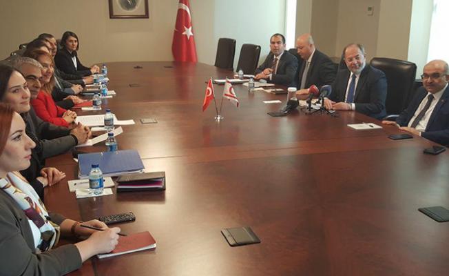 Bakan Akdağ 3 yıllık işbirliği programlarını hatırlattı...