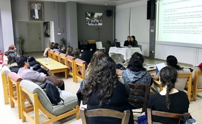 CTP Kadın Örgütü ve PEMER'den ortak eğitim