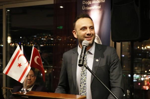 DAÜ mezunları İzmir'de buluştu...