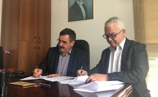 Dikmen Belediyesi ile DEV-İŞ arasında protokol