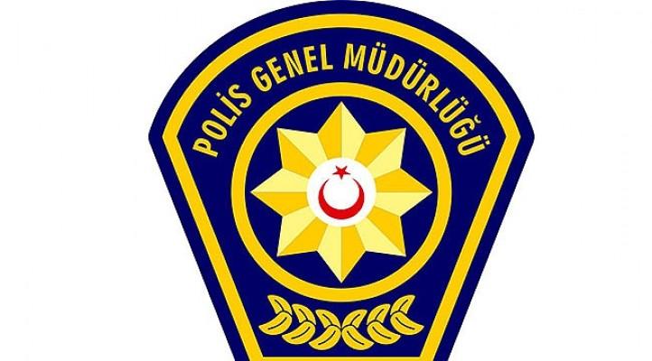Ercan'da sahte kimlikle yakalandı