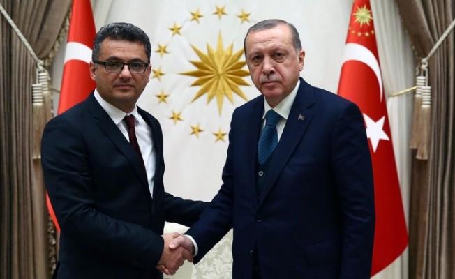 Erhürman, Erdoğan ile ne görüştüğünü açıkladı...