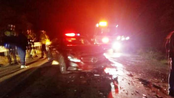 Girne Dağyolu'nda yine kaza !!!