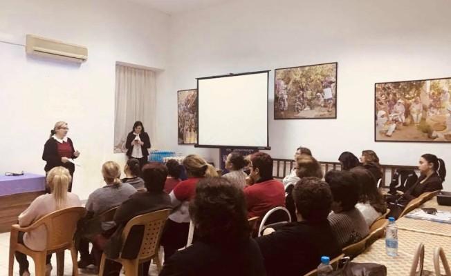 Halkın Partisi kadınlara etkinlik düzenledi