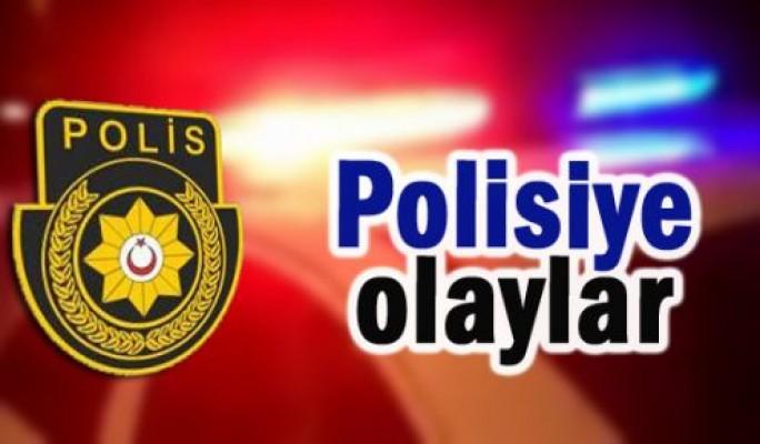Jeneratör çalan 2 genç tutuklandı