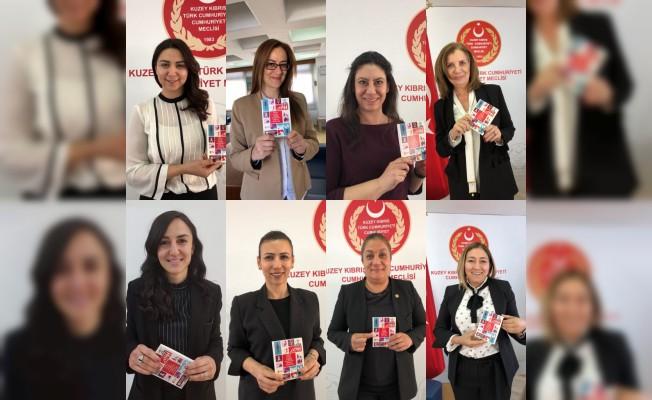 Kadın milletvekillerden projeye gönüllü destek