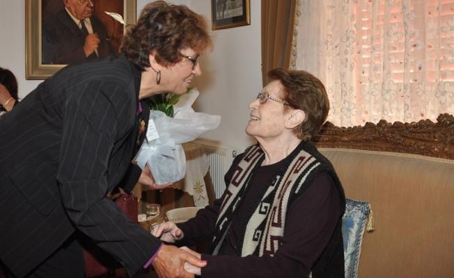 Kadınlar Birliği Süheyla Küçük'ü ziyaret etti