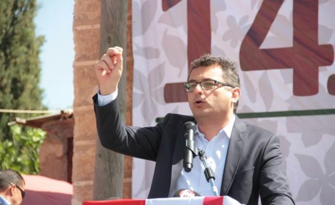 """""""Kıbrıs Türk halkı beceriksiz değildir..."""""""
