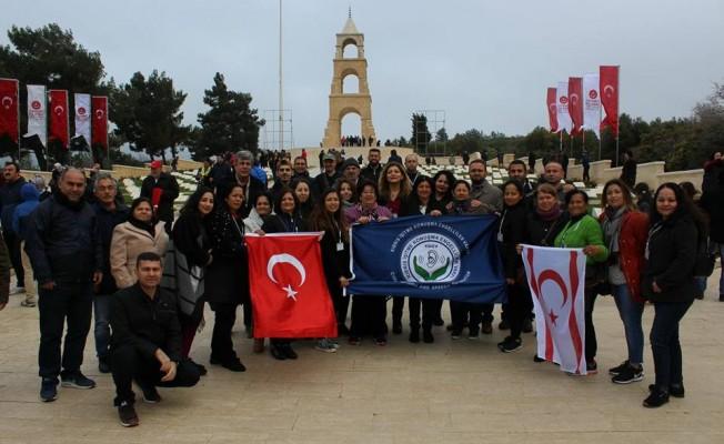 KİKEV, Çanakkale ve İstanbul'a kültür gezisi düzenledi