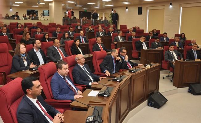 Meclis bütçe için toplandı