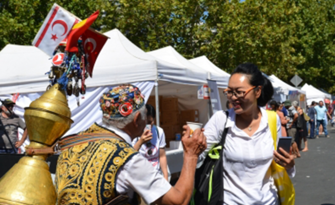 Melbourne'de Türk Pazar Festivali